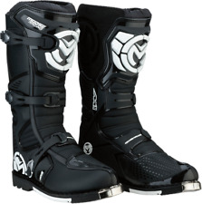 NEW MOOSE RACING BLACK MENS ADULT M1.2 WITH MX SOLE MOTOCROSS MX BOOTS