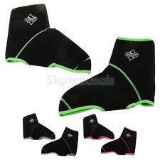1 Pair Warmer Shoes Covers Reflective Road Bicycle Bike Overshoes Boot Free Size