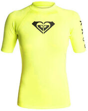Roxy Whole Hearted Rashguard Short Sleeve 50+ UV Protection Women's BEST SELLER