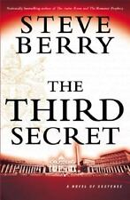The Third Secret by Steve Berry (2005, Hardcover)