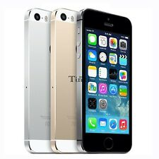 EU Plug Apple iPhone 5S 16GB 32GB 64GB Unlocked Smartphone Gold Silver Gray AU