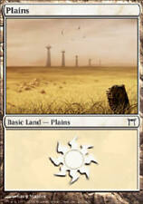 PLAINS #290 BASIC LAND FOIL Champions of Kamigawa MTG Magic Cards DJMagic