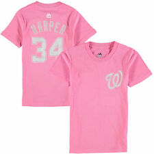 Bryce Harper Majestic Washington Nationals T-Shirt - MLB