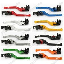 New Long CNC Brake Clutch Levers For Ducati 748 750 900 1000 SS 996 998 B S R