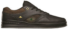 Emerica Skateboarding Shoes Heritic x The Eye Toy Colab Black/Brown