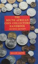 THE COINS OF SOUTH AFRICAN COIN COLLECTORS HANDBOOK, 2d Ed, JAFFE, NEW HARDBOUND