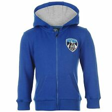 Team Kids Infant Boys Childrens Zip Hoody Hoodie Top Hooded Long Sleeve