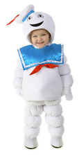 Deluxe Stay Puft Marshmallow Man Baby Infant Toddler Costume NEW Ghostbusters