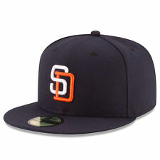 San Diego Padres New Era Turn Back the Clock 59FIFTY Fitted Hat - Navy - MLB