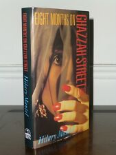 1st Print Eight Months On Ghazzah Street Hilary Mantel Viking 1988 UK H/B