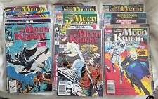 Marc Spector: Moon Knight #1 - 34 Marvel Comics 1989, Near Mint (NM)