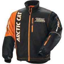Arctic Cat™ Men's Team Arctic Premium Snowmobile Jacket - Orange - 5260-14_