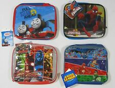 Childrens Boys School Lunch Kid Bag Marvel Thomas Insulated Character Avengers