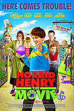 Horrid Henry: The Movie (Blu-ray 3D + Blu-ray)...Fast Post