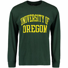 Oregon Ducks Champion University Long Sleeve T-Shirt - Green - College