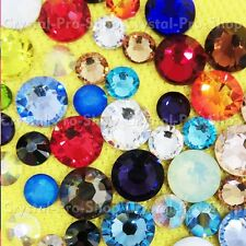 720 Genuine Swarovski Hotfix Iron On 6ss Rhinestone Crystal 2mm ss6 Assorted Gem