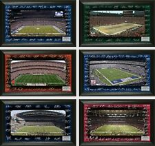 "Choose Your NFL Team 2016 Framed 12"" x 20"" Signature Gridiron Stadium Photo"