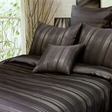 Northcote Jacquard - Choose from Quilt Doona Duvet Cover Set, Eurocases, Cushion