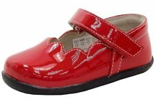 See Kai Run Toddler Girl's Savannah Red Fashion Mary Janes Shoes