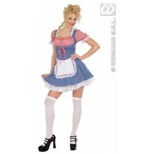 Ladies Farmers Daughter Costume for Dutch Holland Netherlands Fancy Dress