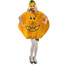 Pumpkin Adult Fancy Dress Costume Large