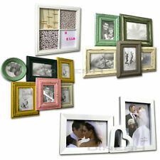 3D Family Wedding Photo Frame Picture Frame Collage Pictures Frame Antique