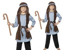 Shepherd Nativity Costume Boys Schoo Play Fancy Dress Outfit Age 4 to 9 Years
