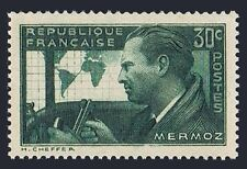 France 325,MNH.Michel 343. Jean Mermoz,1901-1936,aviator,1937.