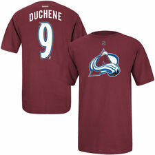 Matt Duchene Colorado Avalanche Reebok Name & Number T-Shirt - Burgundy - NHL