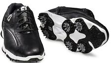 FOOTJOY FJ SUPERLITES Golf Shoes 58014 All Over BLACK Black SELECT SIZE