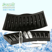 3D AK47 Bullet Shaped Ice Mold Freezer Ice Cube Tray Mold Party Supply