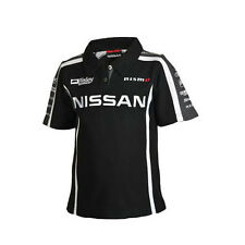 JACK DANIELS RACING JDR NISSAN MOTORSPORT KIDS CHILDRENS TEAM POLO SIZE 10 12 14