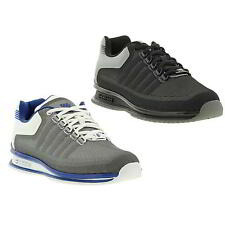 K-Swiss Rinzler Mens Black Grey White Blue Trainers