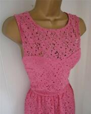 JANE NORMAN Pink Lace Skater Party DRESS  BNWT special offer