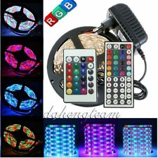 5M 3528 300leds  Flexible LED Light Strip SMD Lamp Power for Xmas/Garden/Stage