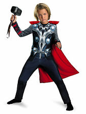 Thor The Avengers Assemble Classic Superhero Boys Costume