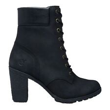 Timberland Earth's Keepers Glancy 6In Black Womens Boots