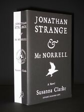 SUSANNA CLARKE Jonathan Strange and Mr Norrell SIGNED 2004 1st US Edition Proof