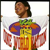 YA KID Y - One World Nation (CD, Nov-1992, SBK Records)