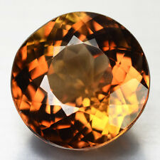 24.18 CTS AMAZING RARE CHAMPION COLOR NATURAL IMPERIAL TOPAZ LOOSE - VS