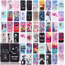 YPYB Pattern Strap PU Leather Case Cover For Apple iPhone 7 6 6S Plus 5S 5 SE 5C