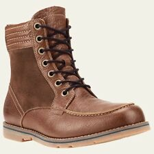 Timberland 6862B Bartram Moc Toe 6 Inch Mens Size Brown Casual Dress Boots