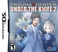 Trauma Center: Under The Knife 2 - Nintendo DS Game - Game Only