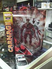 Carnage Marvel Select Action Figure by Diamond Select New MOC
