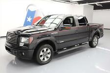 Ford: F-150 FX2 SPORT CREW ECOBOOST REAR CAM