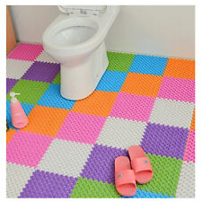 Home DIY Bath Mat Bath Bathroom Bedroom Floor Shower Mat Rug Non-slip