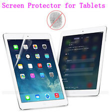 Super Anti-Glare Matte Screen Protector Film For Tablets With Cleaning Cloth Lot