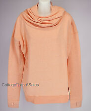 NEW LULULEMON Stress Less Hoodie 8 Heathered Plum Peach Pullover Sweater NWT