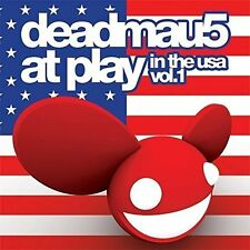 deadmau5 at Play - in the USA, Vol 1 (Limited Edition 2LP) [VINYL] deadmau5 Viny
