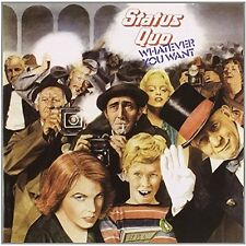 Whatever You Want Status Quo Audio CD